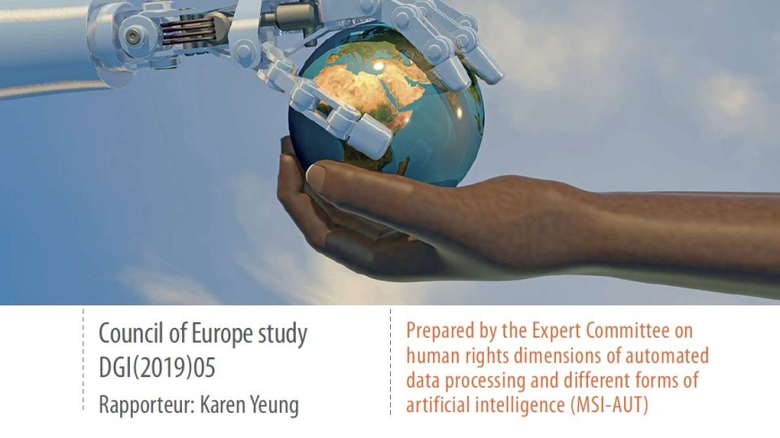 Focus on responsible AI: a new Council of Europe study draws attention to the responsibility challenges linked to the use of artificial intelligence