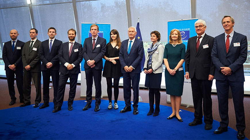 Council of Europe partners with leading technology companies to promote respect for human rights