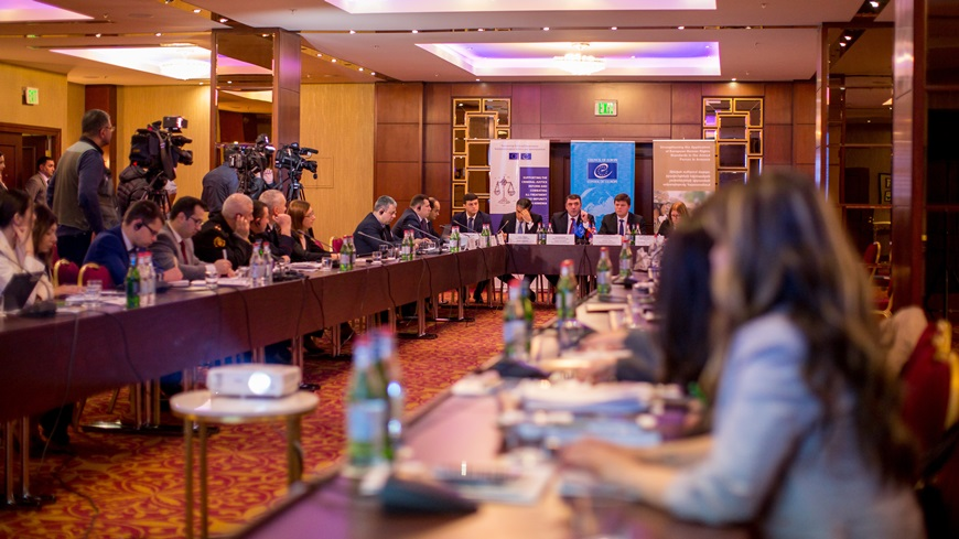 Armenian stakeholders discuss the implementation of judgments of the European Court of Human Rights