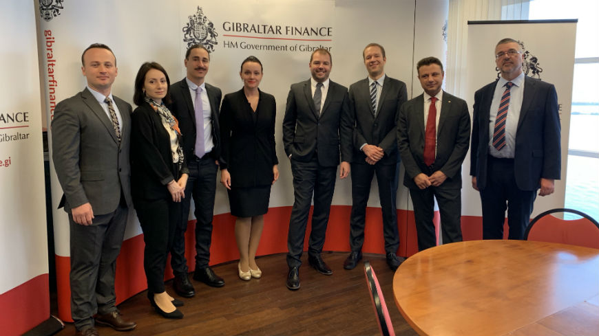 MONEYVAL visits the United Kingdom Overseas Territory of Gibraltar