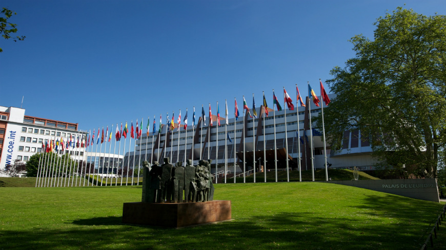 Next meeting of the Group of experts on international co-operation (PC-OC Mod)