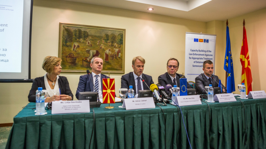 "National Strategy for development of the penitentiary system in ""the former Yugoslav Republic of Macedonia"""