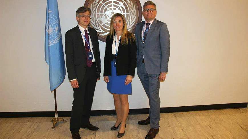 Pompidou Group participated at UNGASS 2016
