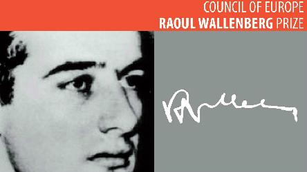 Council of Europe Raoul Wallenberg Prize 2020
