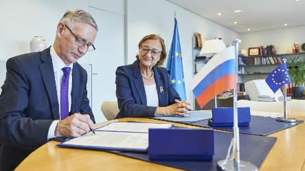 Russian Federation ratifies the Second Additional Protocol to the European Convention on Mutual Assistance in Criminal Matters