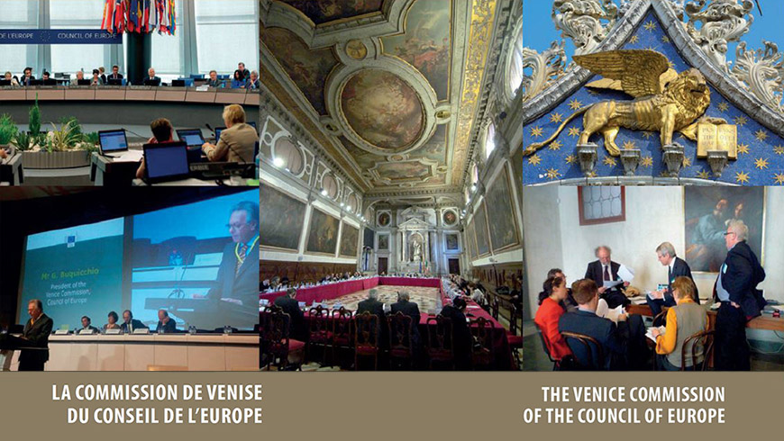Venice Commission: decisions adopted at the plenary session