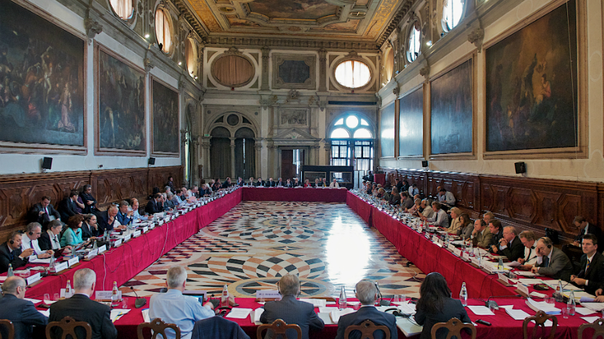 Venice Commission reviews constitutional amendments on the judiciary in Ukraine