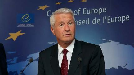 Jagland: disappointed and alarmed by discriminatory actions and stigmatising words against Roma