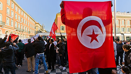 Tunisia's first post-revolution elections praised by Secretary General Jagland