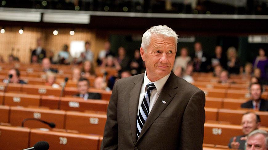 Secretary General Thorbjørn Jagland visits Poland on 4-5 April