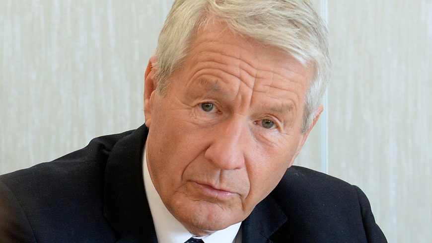 Secretary General Jagland in Kyiv 17-18 March to launch Council of Europe Action Plan for Ukraine 2015-2017
