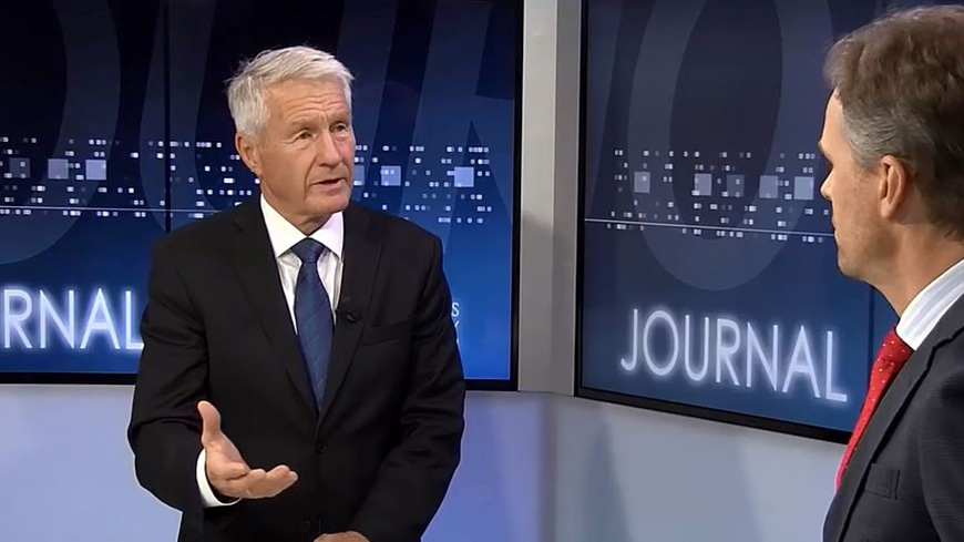 Terrorism has to be tackled using democratic means: Thorbjørn Jagland