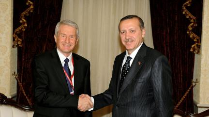 Secretary General's visit to Turkey