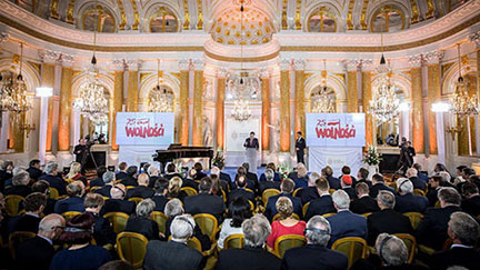 "Secretary General Jagland attends ""Solidarity Prize"" ceremony in Warsaw"