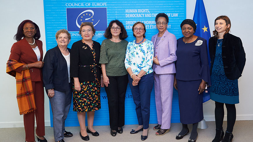 Deputy Secretary General meets women's rights' representatives