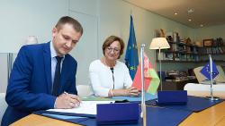 Belarus signed the Council of Europe Convention on the counterfeiting of medical products