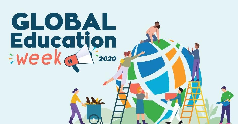 Global Education Week 2020: It's time to act together!