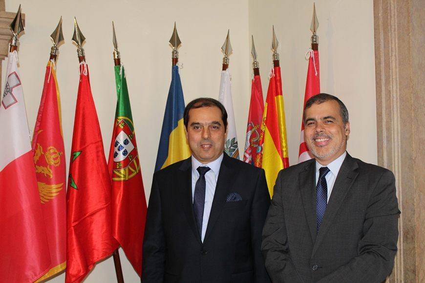 Ambassador of Tunisia visits the North-South Centre