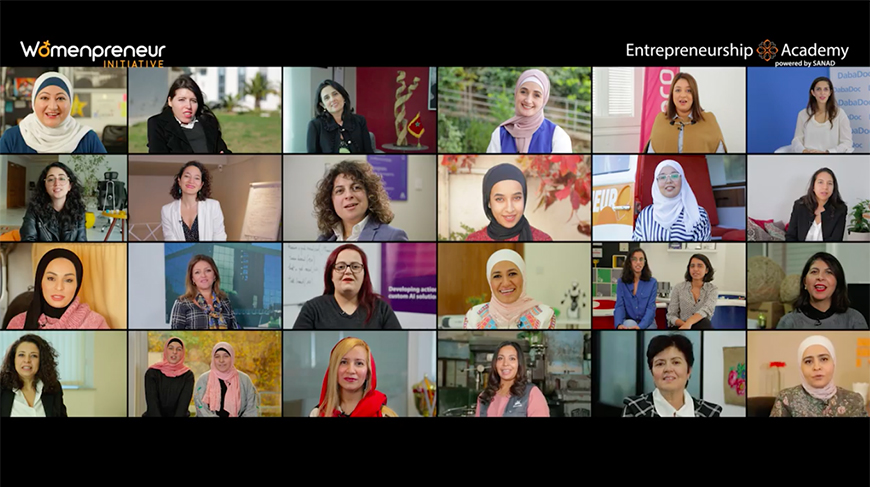 Meet Female Talents of the Southern Mediterranean: Watch the Womenpreneur Tour documentary!