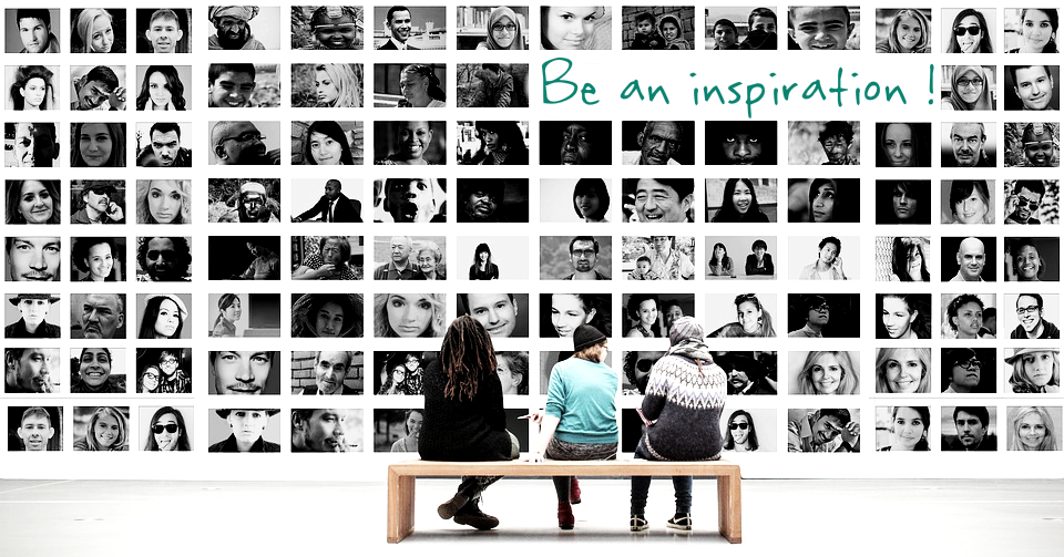 """Be an inspiration"" - call for best practices"