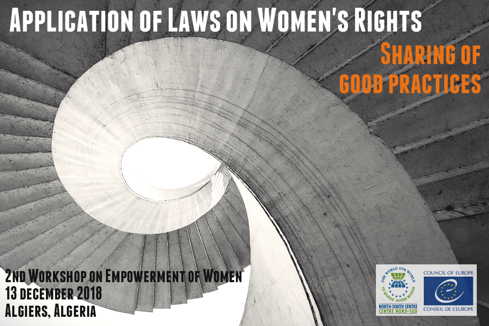 Second Workshop for the Empowerment of Women to encourage the realisation of women's rights from law to practices
