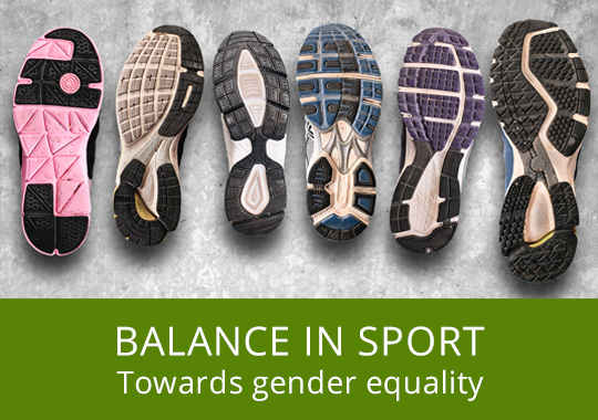 Balance in Sport –   tools to implement gender equality