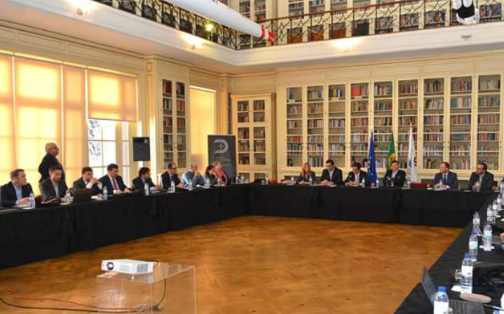 Council of Europe's Network of National platforms fighting against the manipulation of sports competitions met in Lisbon