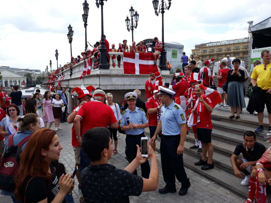 International police cooperation strongly engaged in FIFA World Cup Russia 2018