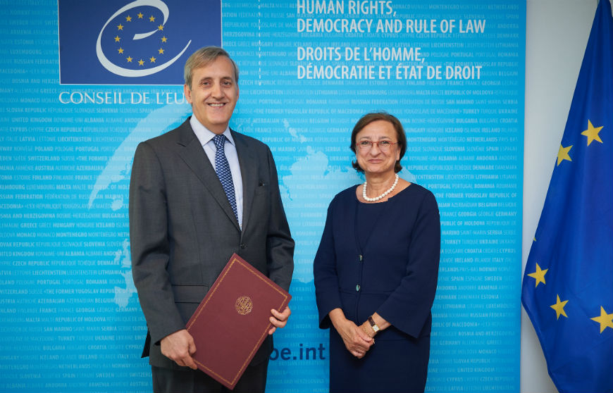 Portugal ratifies the Convention on safety, security and service in sport