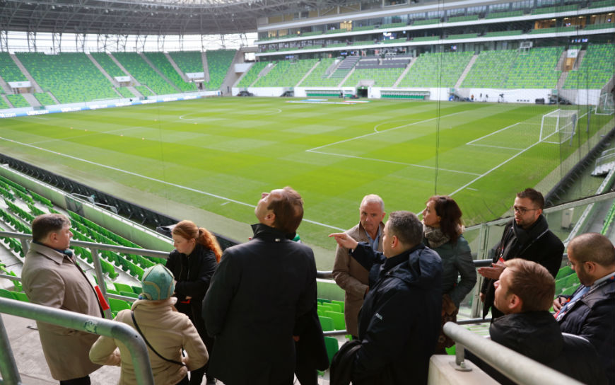 Preparations for UEFA EURO 2020