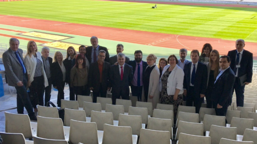 First joint evaluation visit between the Council of Europe and the World Anti-Doping Agency