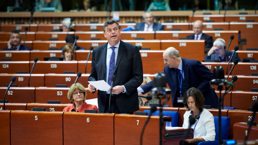 Two reports on sports issues adopted by PACE