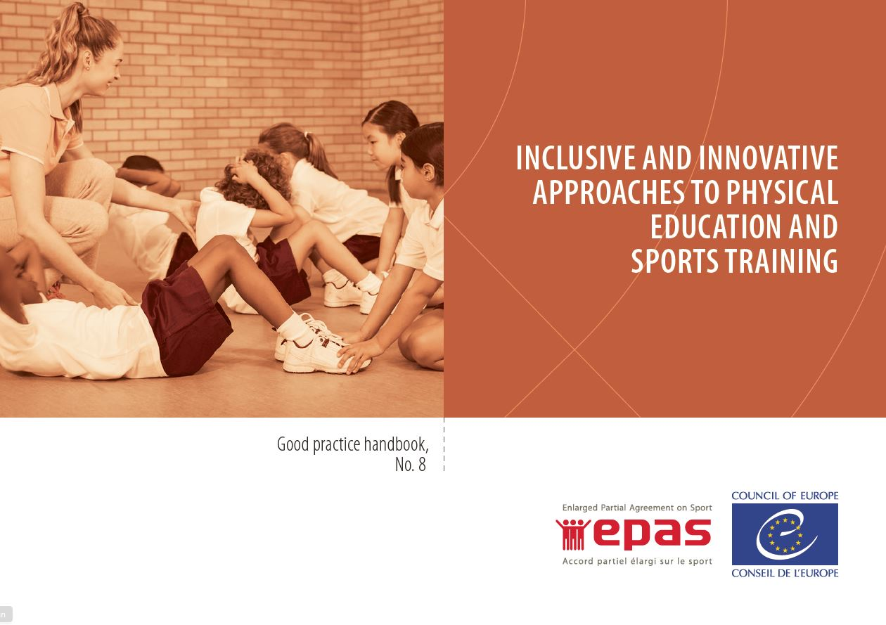 Inclusive and innovative approaches to physical education and sports training