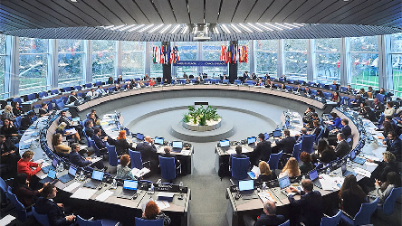 Meeting of the Ministers' Deputies on 19 June 2019