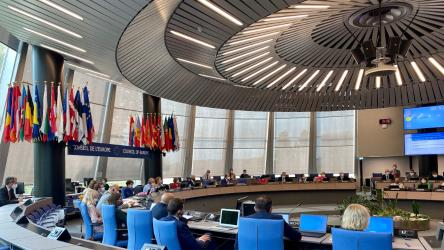 Meeting of the Ministers' Deputies on 7 October 2020