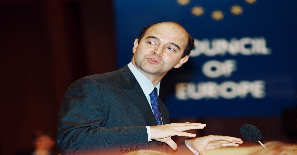12. Pierre MOSCOVICI