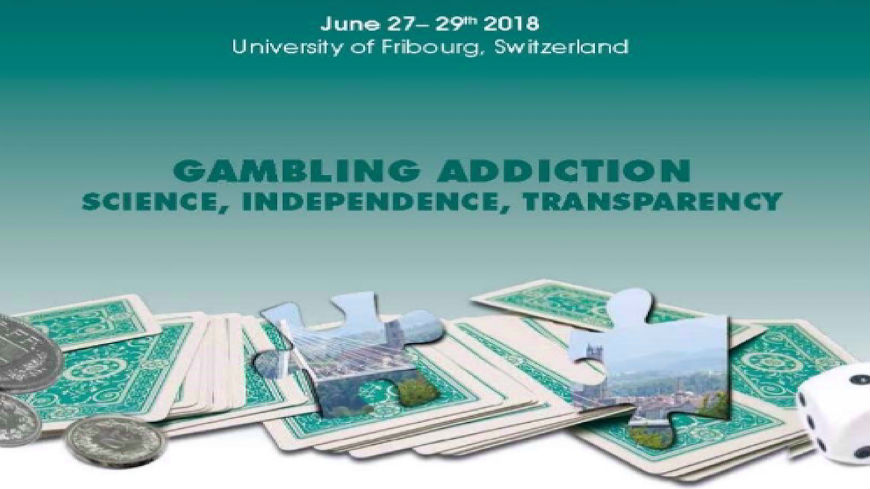 Gambling addiction: Science, Independence, Transparency