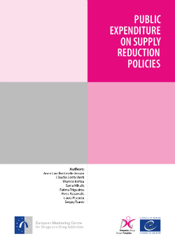 Public expenditure on supply reduction policies
