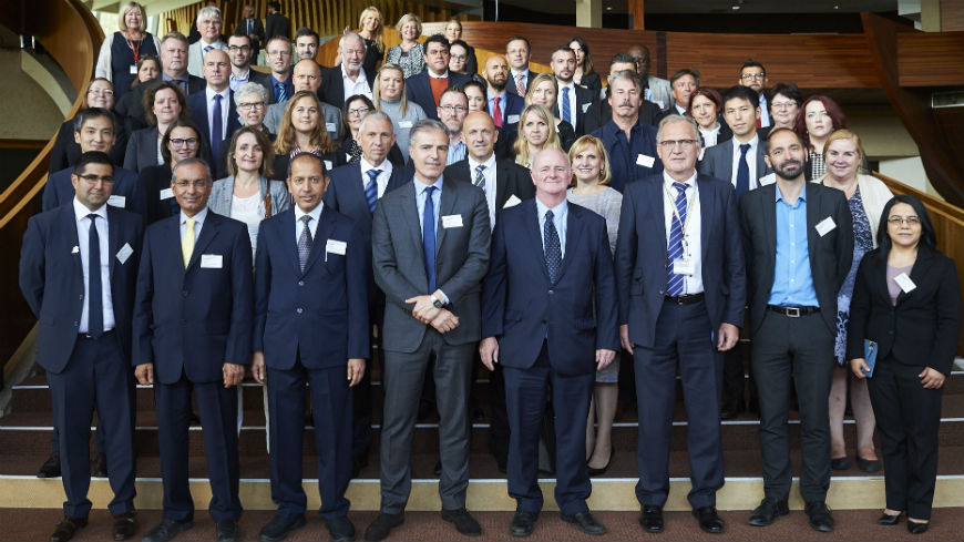 2018 Meeting of the International Precursors Network