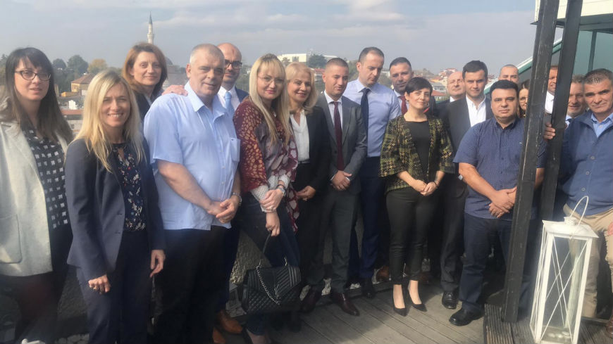 South-East Europe Airports Group holds annual meeting in Skopje