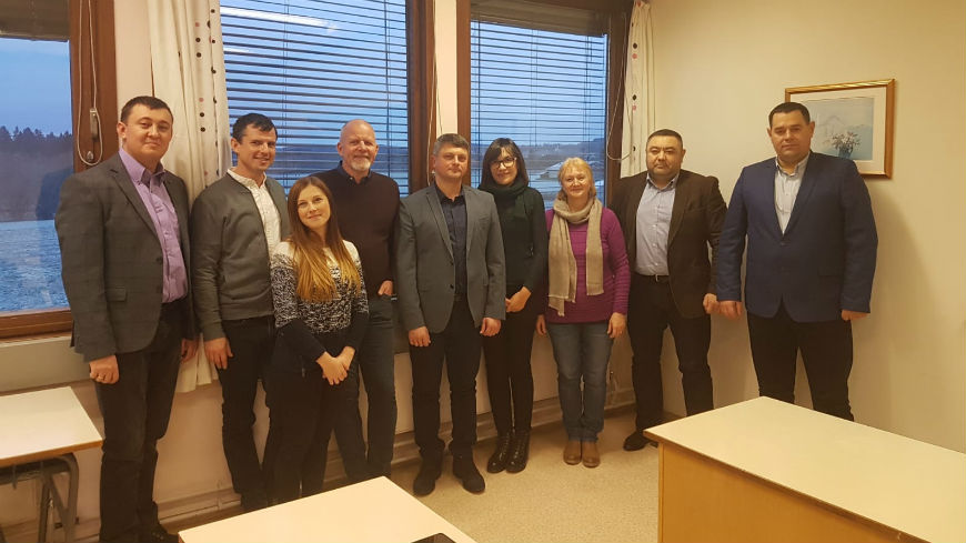 Moldovan delegation visits Therapeutic Community in Norway