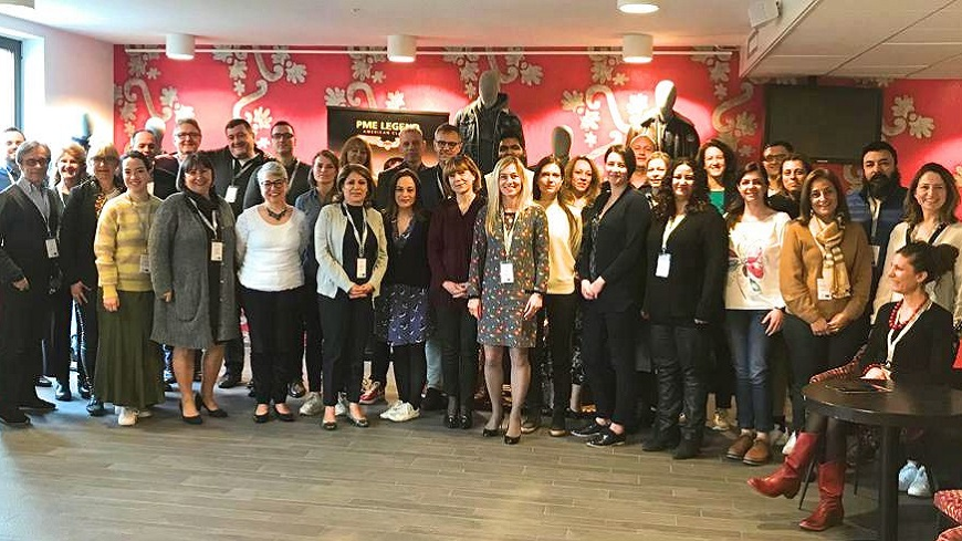 2019 Pompidou Group Executive Training on 'Incorporating gender dimensions in drug policy practice and service delivery'