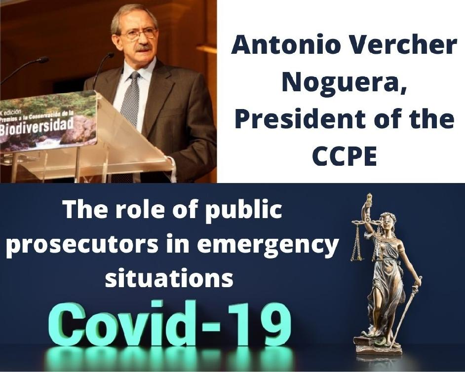 The role of public prosecutors in emergency situations