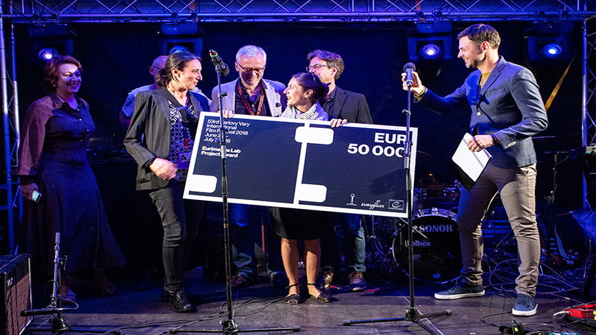 Eurimages Lab Project Awards 2018: Action!
