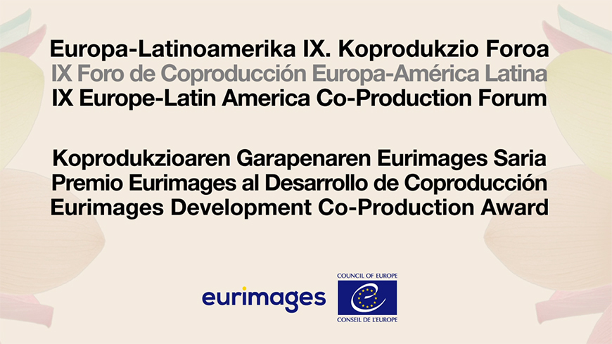 2020 Eurimages Co-production Development Awards