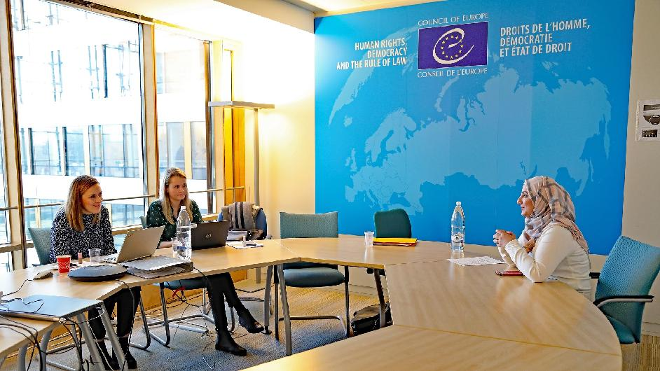 Council of Europe involved in discussions of a global qualifications passport for refugees