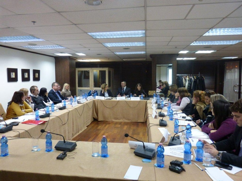 Strengthening the use of Information technologies (IT) in the justice system in Albania