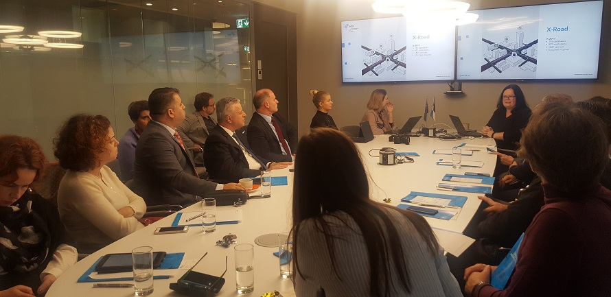 Improving the Albanian Case Management System: Study Visit to Estonia