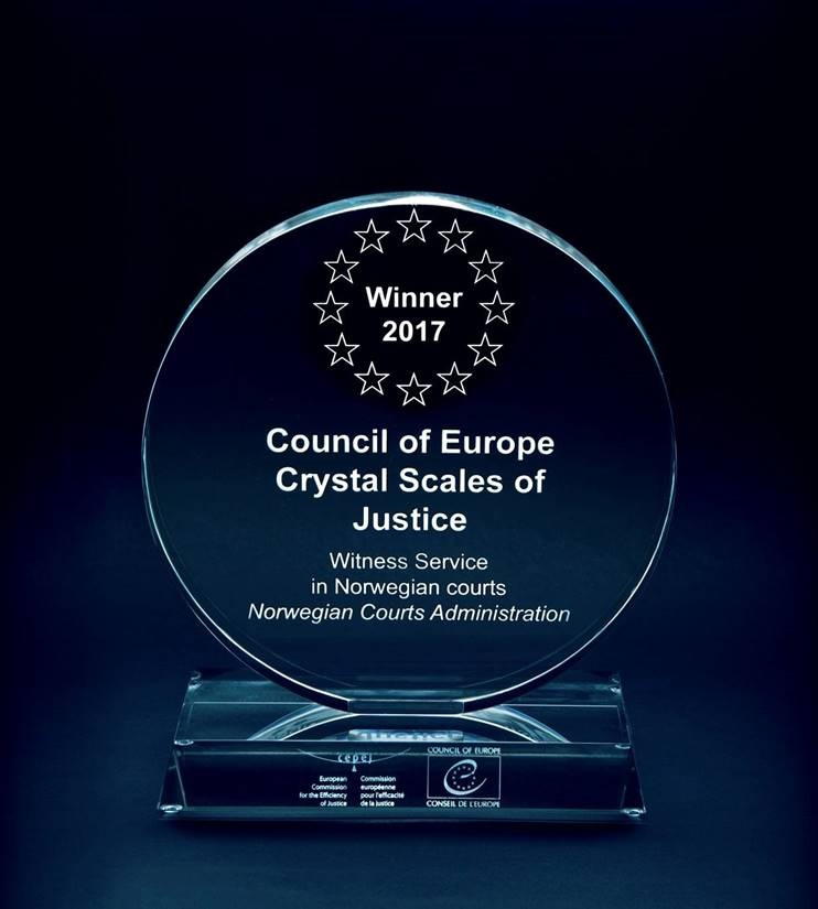 "Call for applications for the Council of Europe Prize ""Crystal Scales of Justice"" for innovative practices contributing to the efficiency and quality of justice"