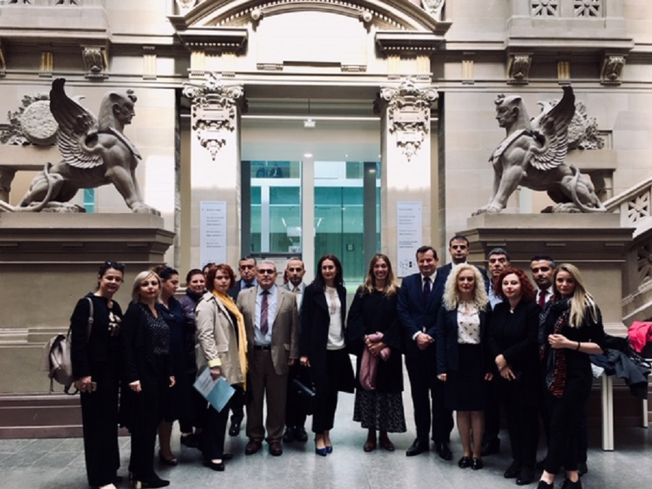 Study visits to support the judicial reform in Albania (SEJ II Action)
